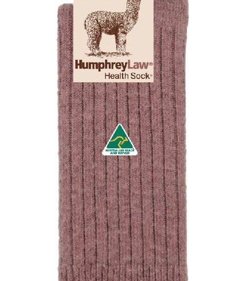 Alpaca & Wool Thick Health Socks