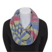 Possum merino loop lace scarf
