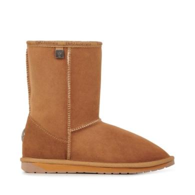 Emu Stinger Lo Sheepskin Boots Chestnut
