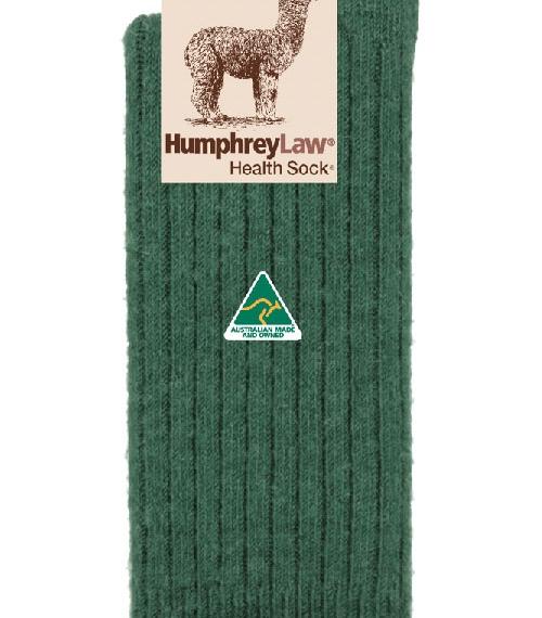 Humphrey Law Alpaca & Wool Thick Health Sock