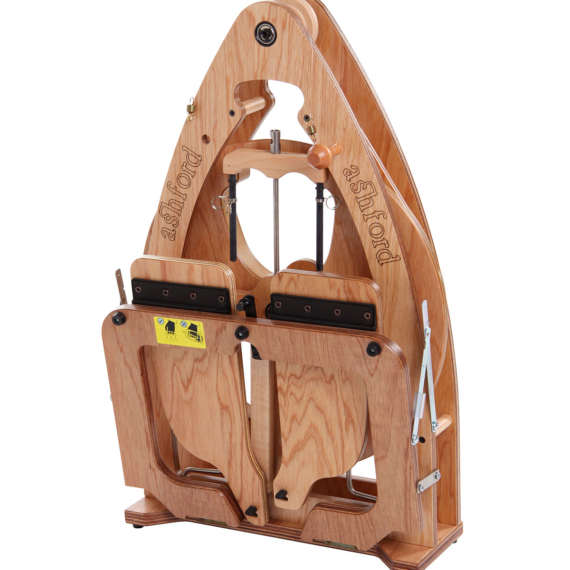 Ashford Joy 2 Spinning Wheel & Carry Bag Set - Single Treadle