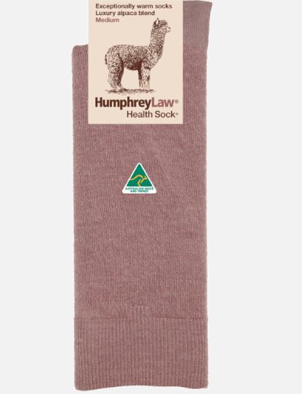 Humphrey Law Baby Alpaca Blend Socks