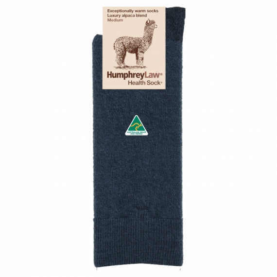 Humphrey Law Baby Alpaca Blend Socks
