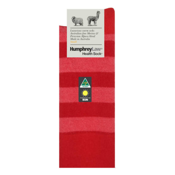 Humphrey Law Merino & Baby Alpaca Sock