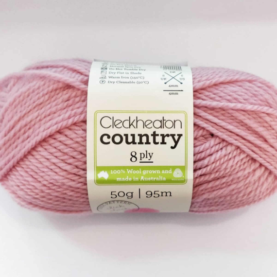 Cleckheaton Country 8 Ply Blossom - 2376