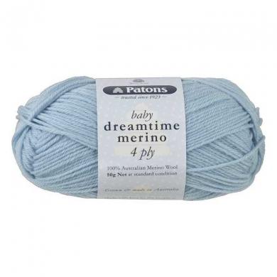 Dreamtime Merino Wool 4 ply Cambridge Blue - 3907