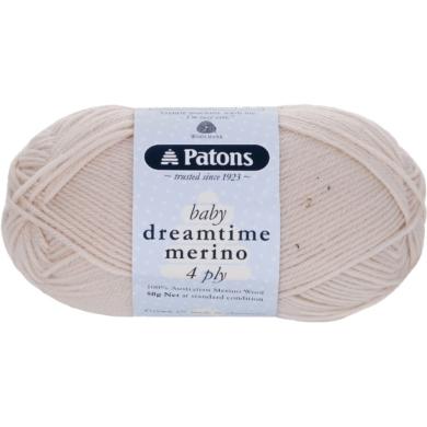 Dreamtime Merino Wool 4 ply Natural - 2949
