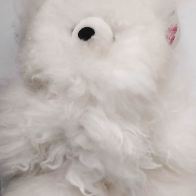 Baby Alpaca Fur Teddy Large