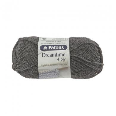 Dreamtime Merino Wool 4 ply Charcoal - 2958