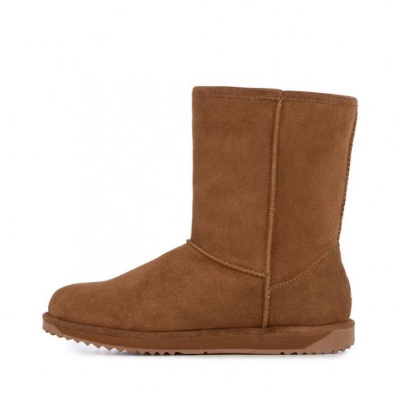 Emu Mens Paterson Lo Waterproof Sheepskin Boots