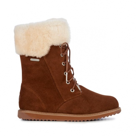 Emu Shoreline Waterproof Sheepskin Boots