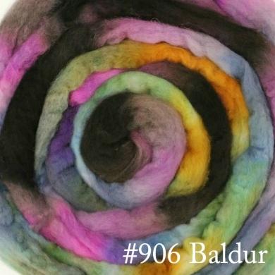 Merino Wool Roving 115g Baldur
