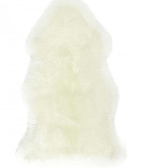 Long Wool Sheepskin Rug 2XL Natural