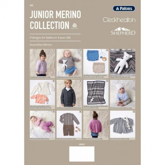 Junior Merino Collection 355