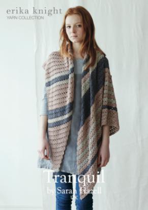 Tranquil Crochet Wrap Pattern