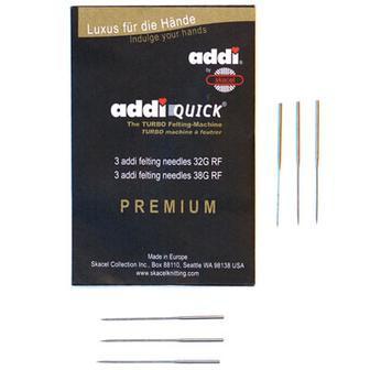 Addi Quick Felting Machine Replacement Needles