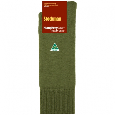 Humphrey Law Stockman Wool Sock