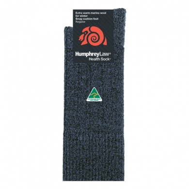 90% Fine Merino Wool Health Sock