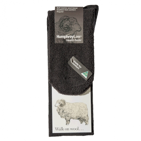 Fine Merino Cushion Sole Sock