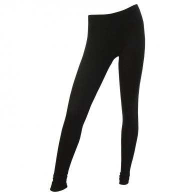 Woolerina Merino Wool Leggings Black