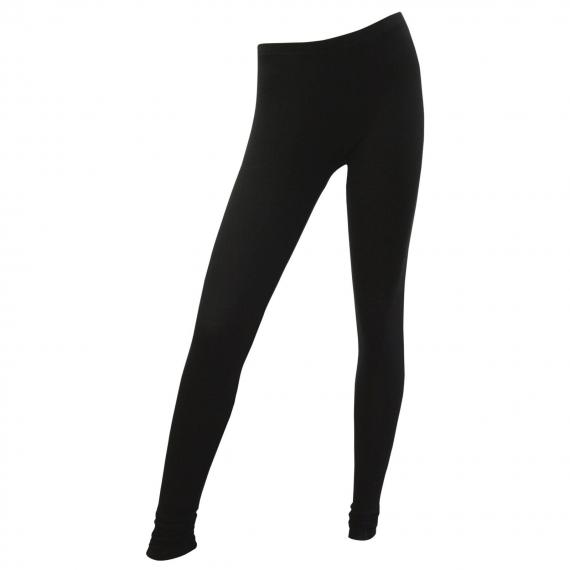 Woolerina Merino Wool Leggings Black