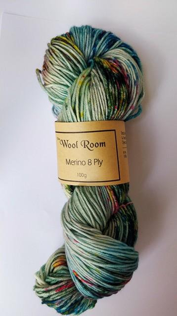 Naturally Natural Wool 14 Ply 200g Cream