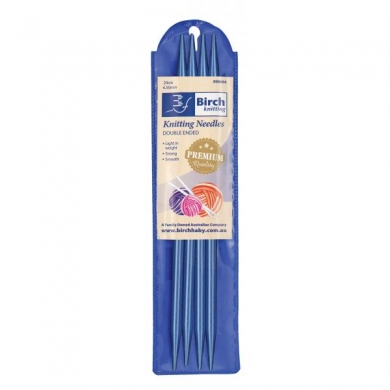 Double Pointed Knitting Needles Set 4 - 5.00mm