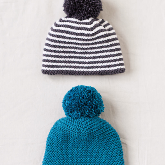 Hat & Bootees Pattern