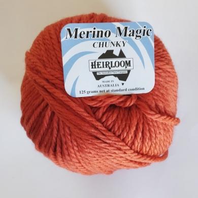 Heirloom Merino Magic Chunky 14 Ply 125g - Buckwheat