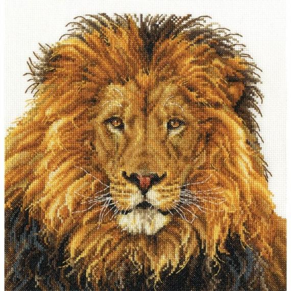 DMC Cross Stitch Kit - Lions Pride
