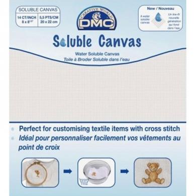DMC Soluble Canvas