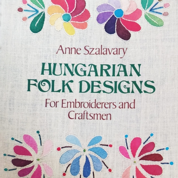 Hungarian Folk Art Designs Embroidery