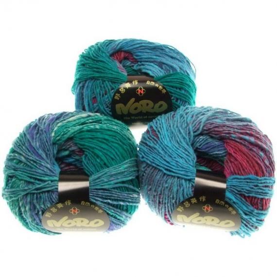 Noro Kureopatora 8ply Wool 100g - 1025