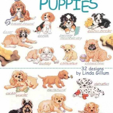 Cross Stitch - An Encyclopedia of Puppies