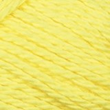 Heirloom Cotton 8 Ply - Canary Yellow