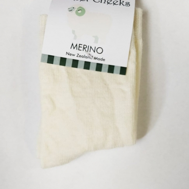 Merino Wool Socks 3-4Y