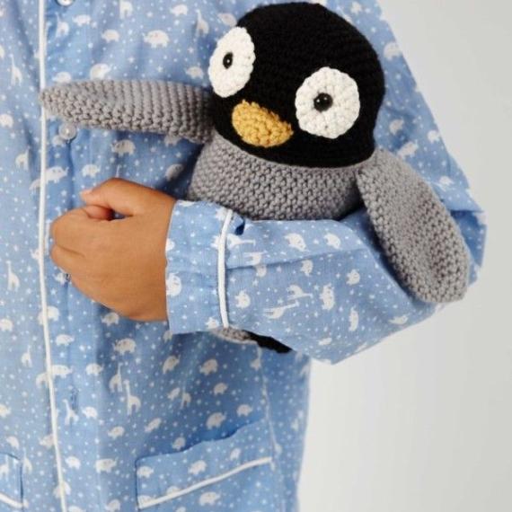 Debbie Bliss Crochet Penguin 4 Ply