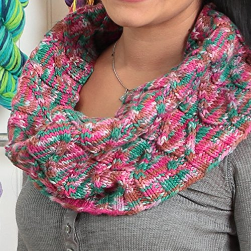 Tulip Cotton Yarn Dye Kit Cowl