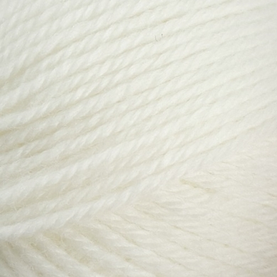 Heirloom Merino Magic 8 Ply - Igloo White