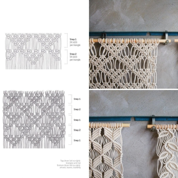 Macrame: The Craft of Creative Knotting for Your Home