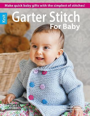 Garter Stitch For Baby