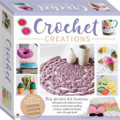 Craftmaker Crochet Kit