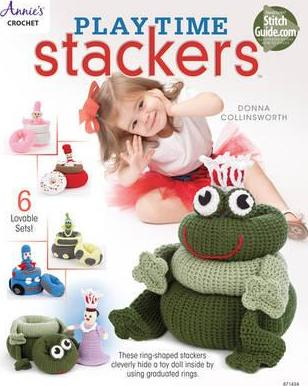 Playtime Stackers Crochet