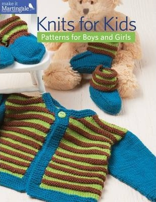 Knits For Kids: Patterns for Boys and Girls