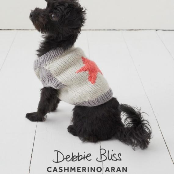 Debbie Bliss Puppy Star Sweater