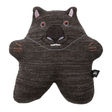 Envirowoolly Wombat Wool Toy