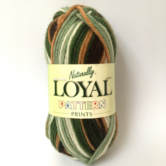 Loyal Pattern Prints 8 Ply #3012