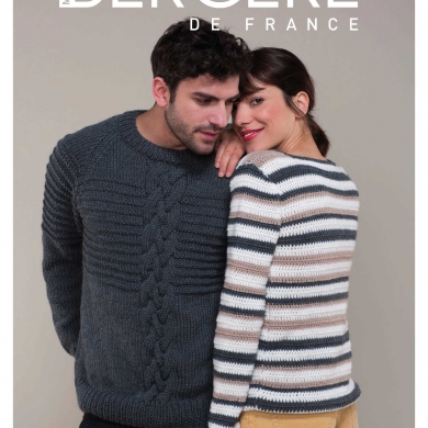 Bergere De France Pattern Magazine 12 Ply