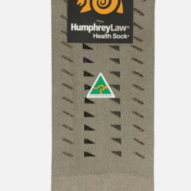 Humphrey Law Wool Socks - Diamond Eye