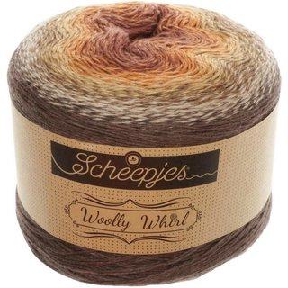 Scheepjes Woolly Whirl - Chocolate Vermicelli